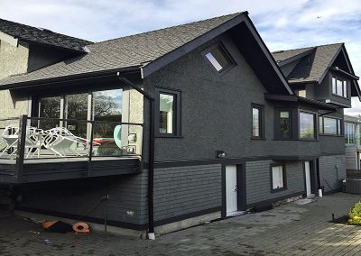 Shaughnessy Heritage Home Addition